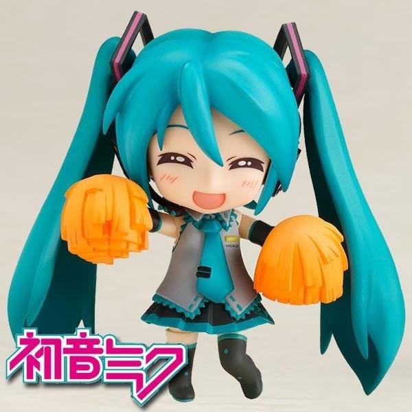 Vocaloid 2: Miku Hatsune Cheerful ver. - Nendoroid
