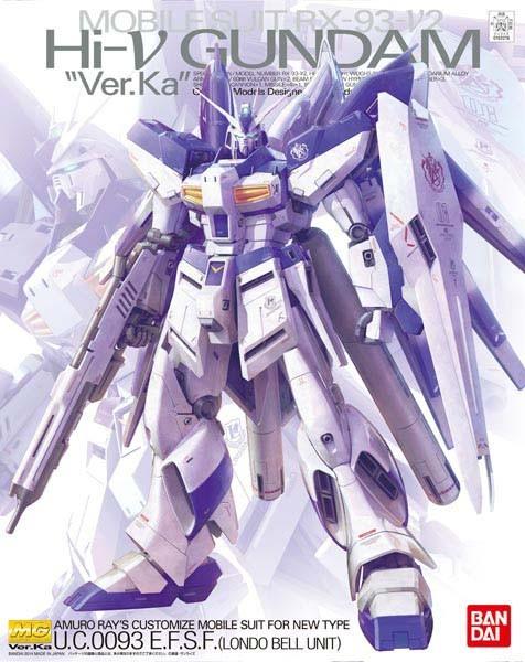 Gundam MG Hi-Nu Gundam Ver.Ka 1/100