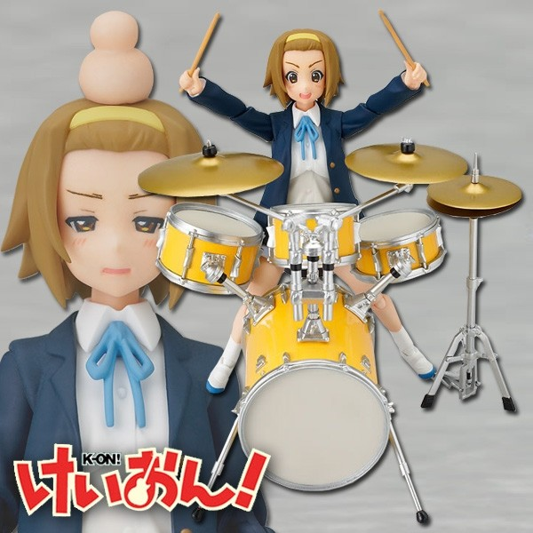 K-ON!: Ritsu Tainaka School Uniform ver. - Figma