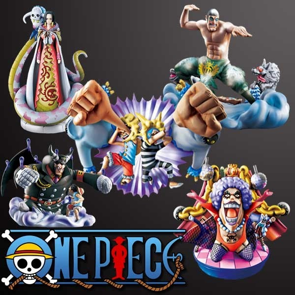 One Piece: Logbox Impeldown 1 Box (6pcs)