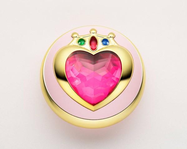 Sailor Moon: Prism Heart Compact Sailor Chibi Moon Proplica