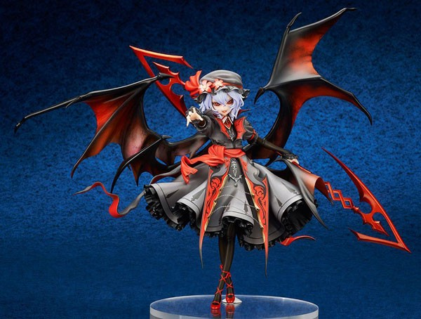 Touhou Project: Remilia Scarlet Extra Color Ver. 1/8 Scale PVC Statue