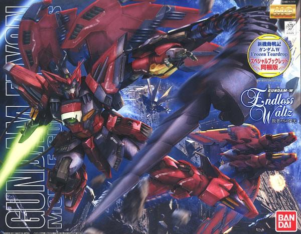 Gundam Wing - MG Gundam Epyon EW Version 1/100