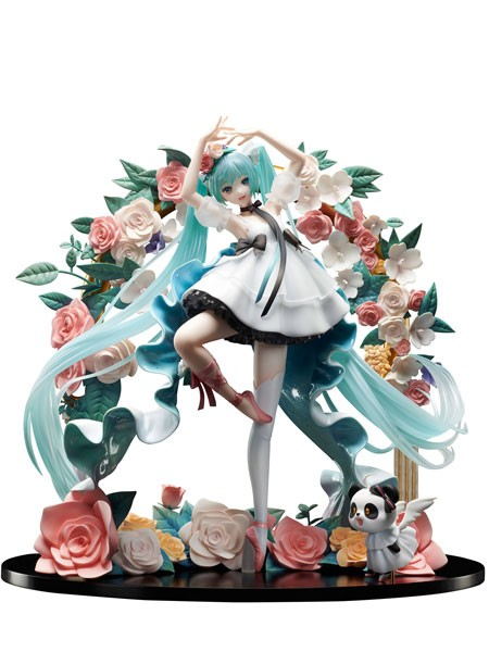 Vocaloid 2: Miku Hatsune -Miku With You- 2019 Ver. 1/7 Scale PVC Statue