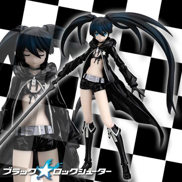 Black Rock Shooter - Figma