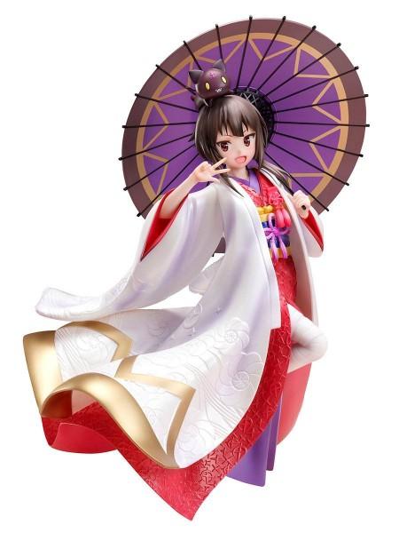 Kono Subarashii Sekai ni Shukufuku o!: Megumin Shiromuku Ver. 1/7 PVC Statue