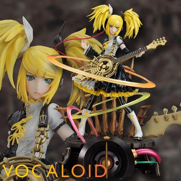 Vocaloid: Rin Kagamine Nuclear Fusion 1/8 Scale PVC Figure