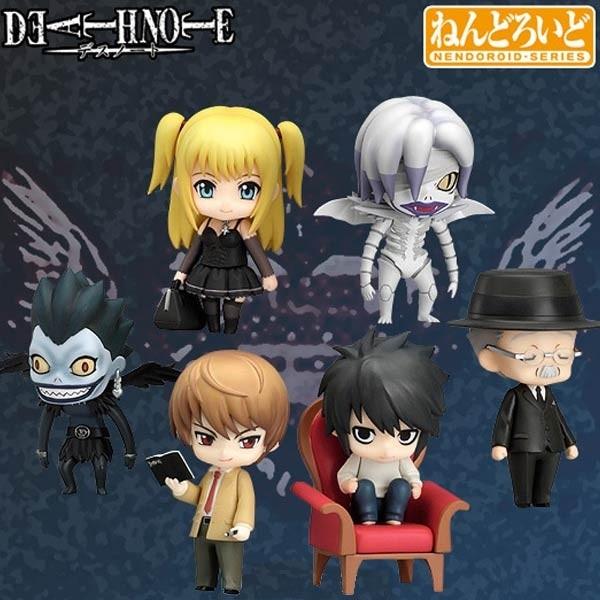 Death Note: Petit Nendoroid Case File #01 1 Box (12pcs)