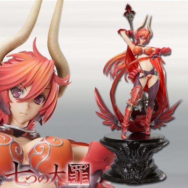 The Seven Deadly Sins: Satan 1/8 Scale PVC Statue
