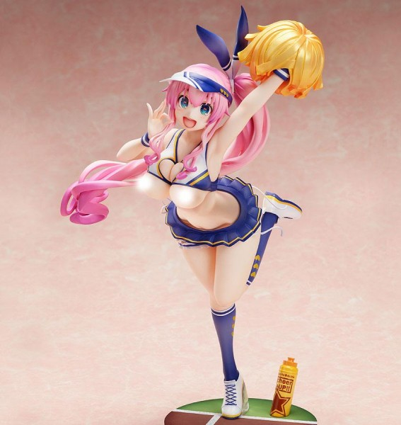 Ito Life Original Character: Cheer Gal 1/6,5 Scale PVC Statue