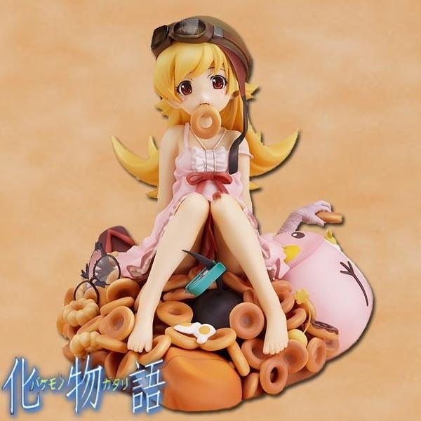 Bakemonogatari: Shinobu Oshino 1/8 Scale PVC Figure