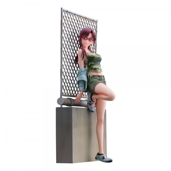 Neon Genesis Evangelion: Makinami Mari Illustrious non Scale PVC Statue