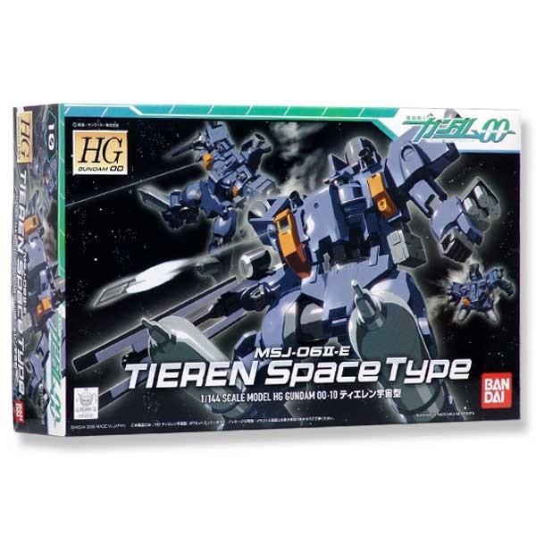 Gundam 00 - HG Tieren Space Type 1/144