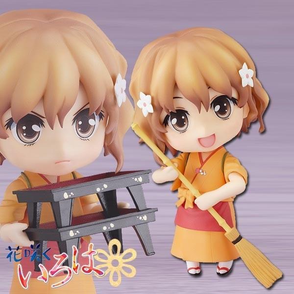 Hanasaku Iroha: Ohana Matsumae - Nendoroid