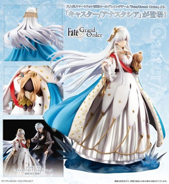 Fate/Grand Order: Caster / Anastasia Bonus Edition 1/7 Scale PVC Statue