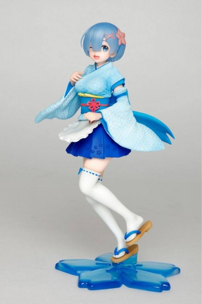 Re:ZERO -Starting Life in Another World: Rem Kimono Maid Ver. non Scale PVC Statue