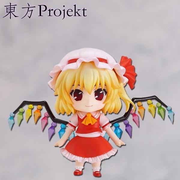 Touhou Projekt: Flandre Scarlet - Nendoroid
