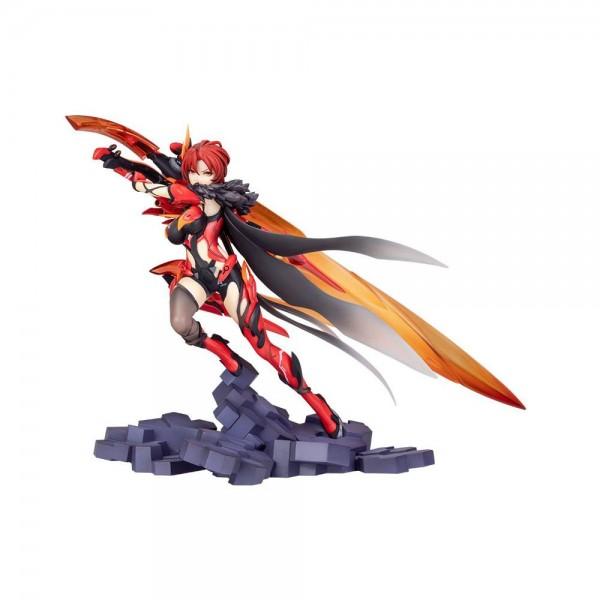 Houkai Impact 3rd: Himeko Vermilion Knight Eclipse Ver. 1/7 PVC Statue