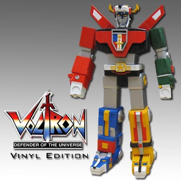Voltron - Vinyl Figur