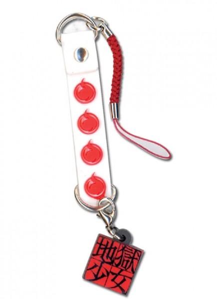 Cell Phone Charm - Hell Girl Logo