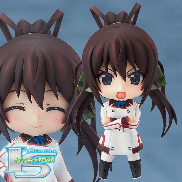 IS (Infinite Stratos): Houki Shinonono - Nendoroid