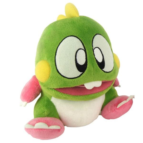 Bubble Bobble: Bub Plüschfigur mit Sound