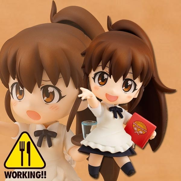 Working!!: Popura Taneshima - Nendoroid