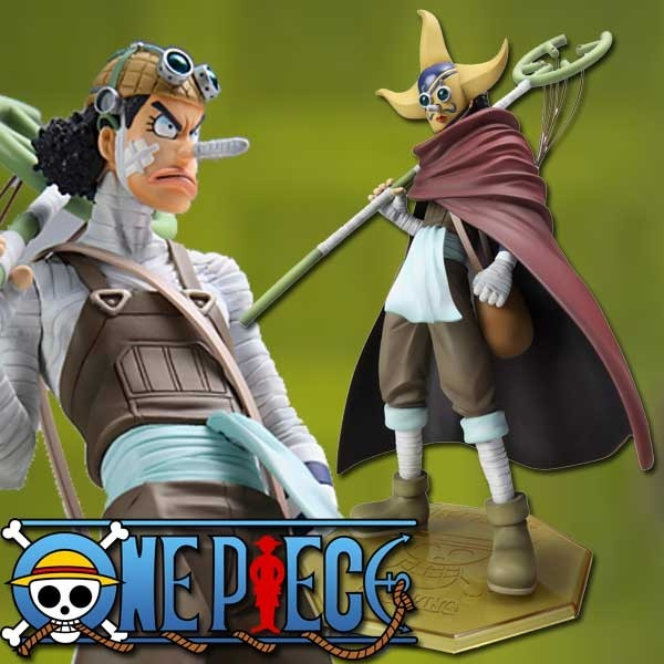 One Piece: P.O.P. Soge King 1/8 Scale PVC Statue
