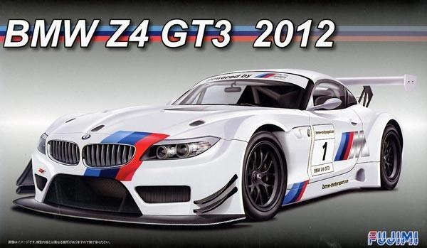 BMW Z4 GT3 2012 1/24 Model Kit