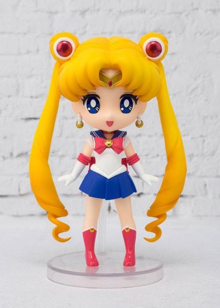 Sailor Moon: Figuarts mini Sailor Moon non Scale Actionfigur