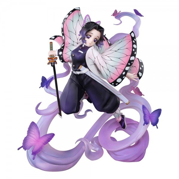 Demon Slayer: Kimetsu no Yaiba: Figuarts Zero Shinobu Kocho (Insect Breathing) non Scale PVC Statue