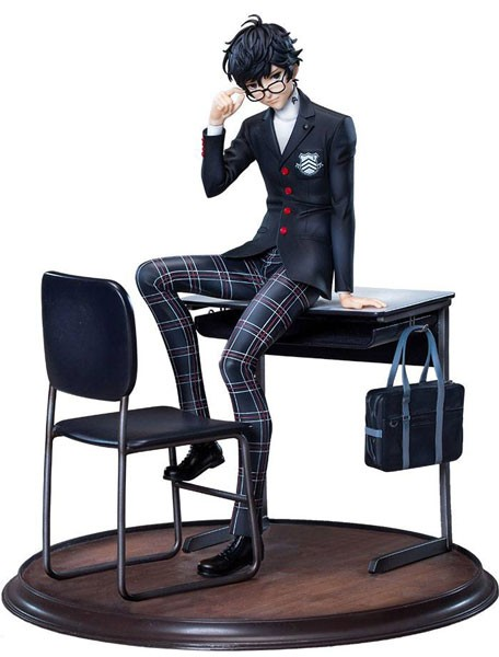 Persona 5 The Animation Ren Amamiya 1/7 Scale PVC Statue