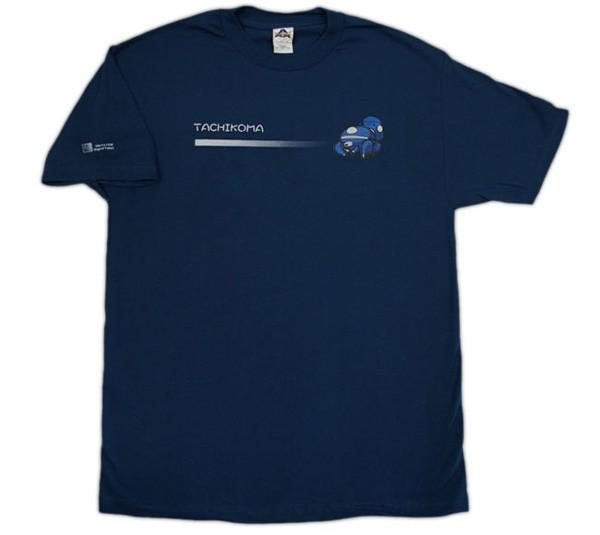 T-Shirt: Tachikoma