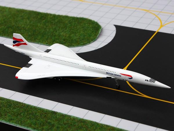 Concorde British Airways 1/400