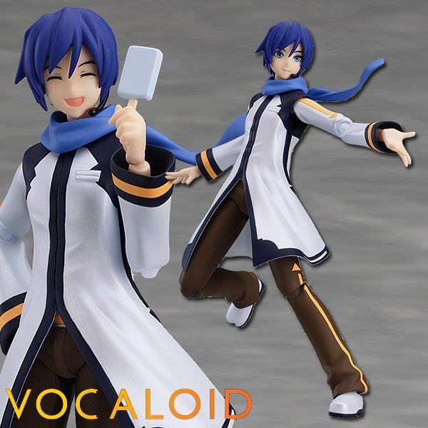 Vocaloid: Kaito Character Vocal Series - Figma