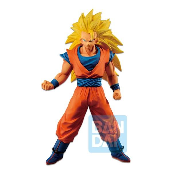 Dragonball Super: Ichibansho Super Saiyan 3 Son Goku (VS Omnibus) non Scale PVC Statue