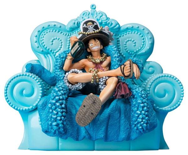 One Piece: Figuarts Zero Monkey D. Ruffy 20th Anniversary Ver. non Scale PVC Statue