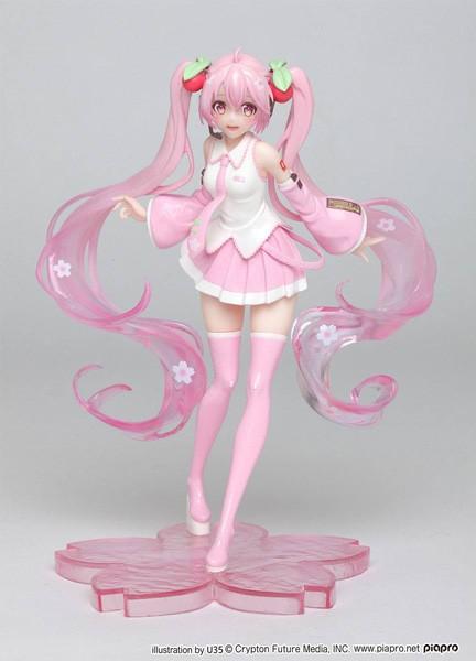 Vocaloid 2: Sakura Miku Sakura Miku non Scale PVC Statue