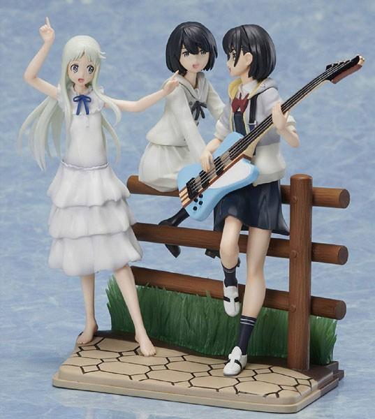 Ano Hana: Super Peace Busters Premium BOX non Scale PVC Statue