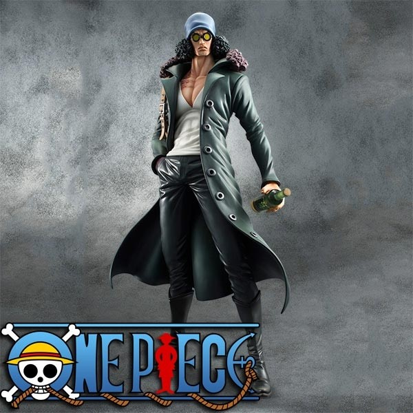 One Piece: Excellent Model P.O.P Aokiji Kuzan Edition Z non Scale PVC Statue
