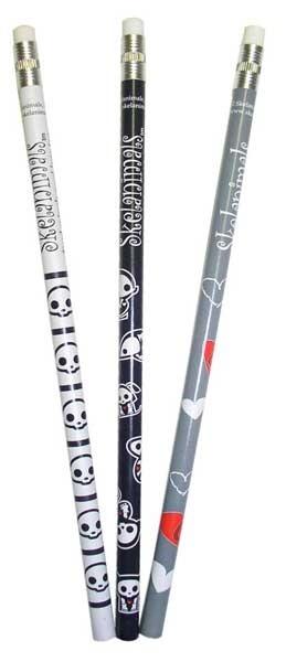 Skelanimals - Bleistift Set (3 Stück)
