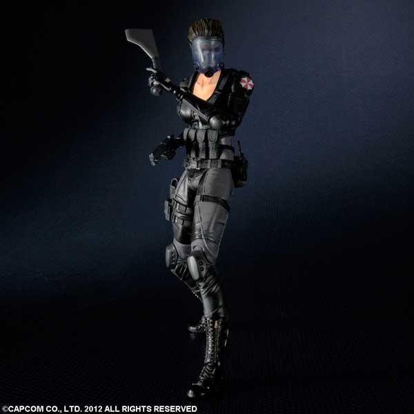 Resident Evil Operation Raccoon City: Play Arts Kai Lupo Actionfigur