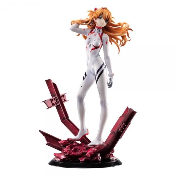 Evangelion 4.0: Asuka Shikinami Langley Last Mission 1/7 Scale PVC Statue