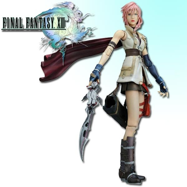 Final Fantasy XIII - Play Arts [KAI] Lightning