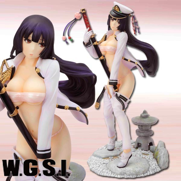 World Girls Soldier Inamura: Inamura Hana non Scale PVC Statue