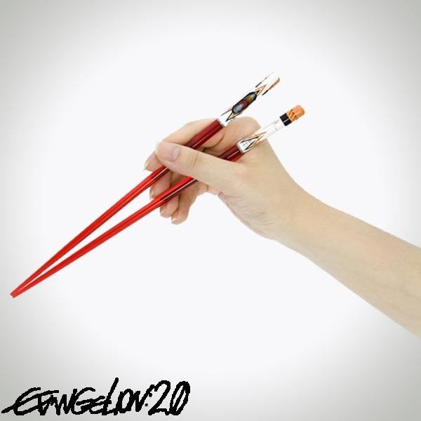 Evangelion 2.0: Chopsticks Entry Plugs Asuka Langley Shikinami