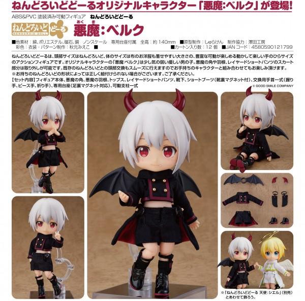 Original Character Nendoroid Doll Actionfigur Devil: Berg