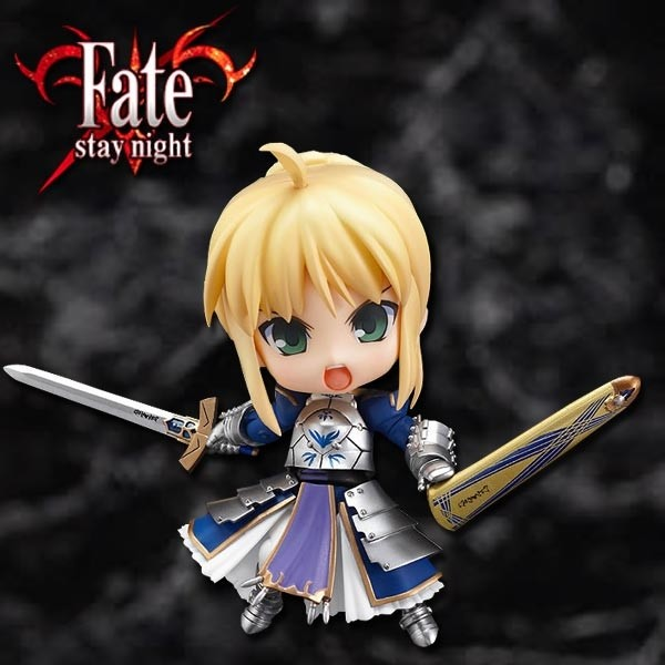 Fate/stay night: Nendoroid Saber Super Movable Edition