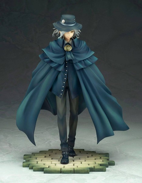 Fate/Grand Order: Avenger King of the Cavern Edmond Dantes 1/8 Scale PVC Statue