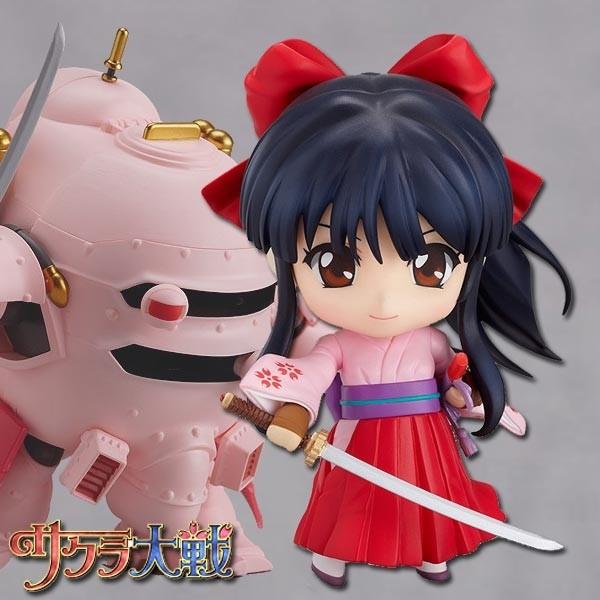 Sakura Wars: Sakura Shinguji - Nendoroid